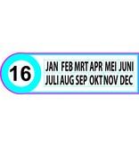 Keuring Sticker 1