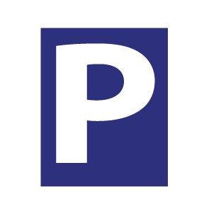 Parkeren Sticker