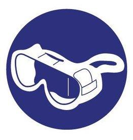 Goggles sticker