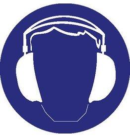 Hearing protection mandatory