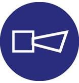Signaalgever Sticker