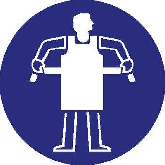 Beschermenschort verplicht Sticker