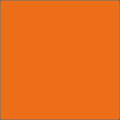 Oracal 970: Municipal orange