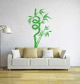 Bamboe Sticker