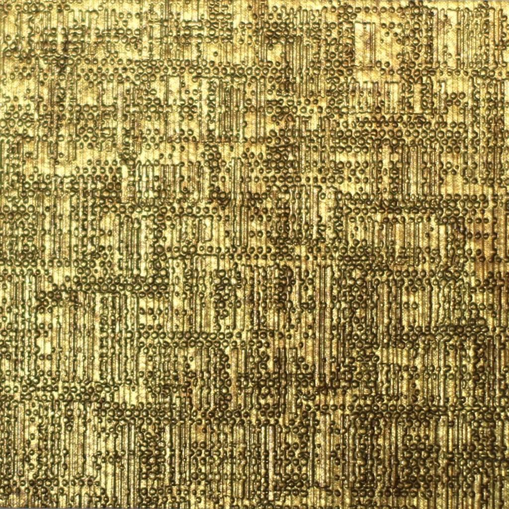 Interieurfolie Strong Golden Fabric