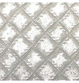 Interieurfolie Silver Weave Squares