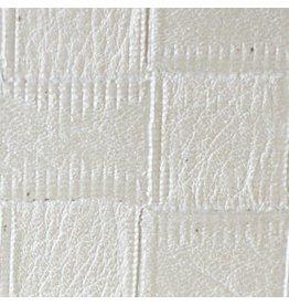Film intérieur White Leather Weave