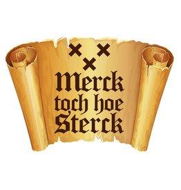 Merck noch wie Sterck