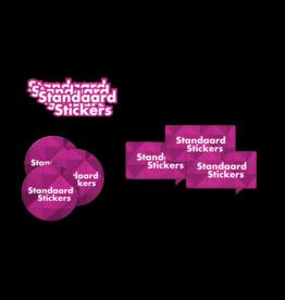 Ontwerptool: Standaard stickers