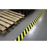 Líneas de suelo peligrosas 5 cm x 30 mtr