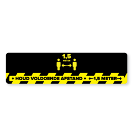 Hoja de piso - mantener vinilo 90 x 23 cm
