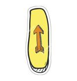 Etiquetas de suelo de ruta FUERA de la escuela / juego de niños