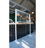 Tela transparente modelo 2d Counter