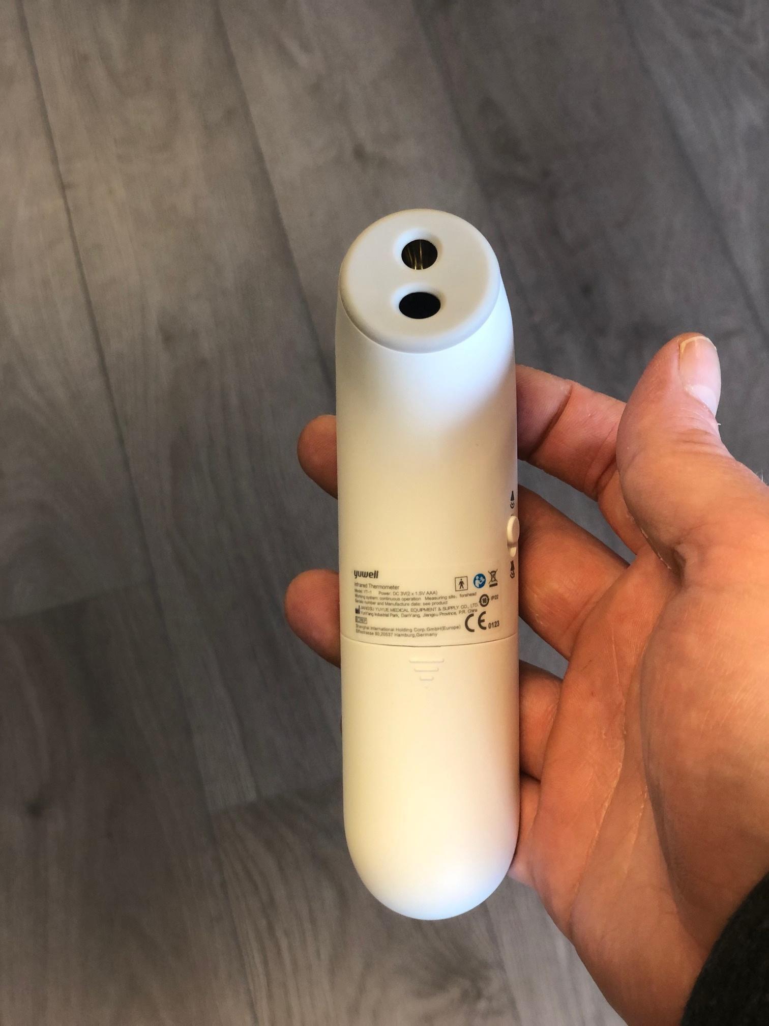 Thermomètre à fièvre infrarouge