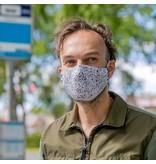Printed mouth masks