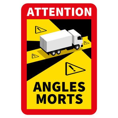 Pegatinas de advertencia