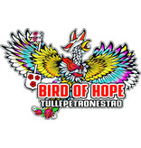 Bird of hope sticker