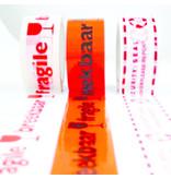 cintas de PVC impresas de color 50 mm