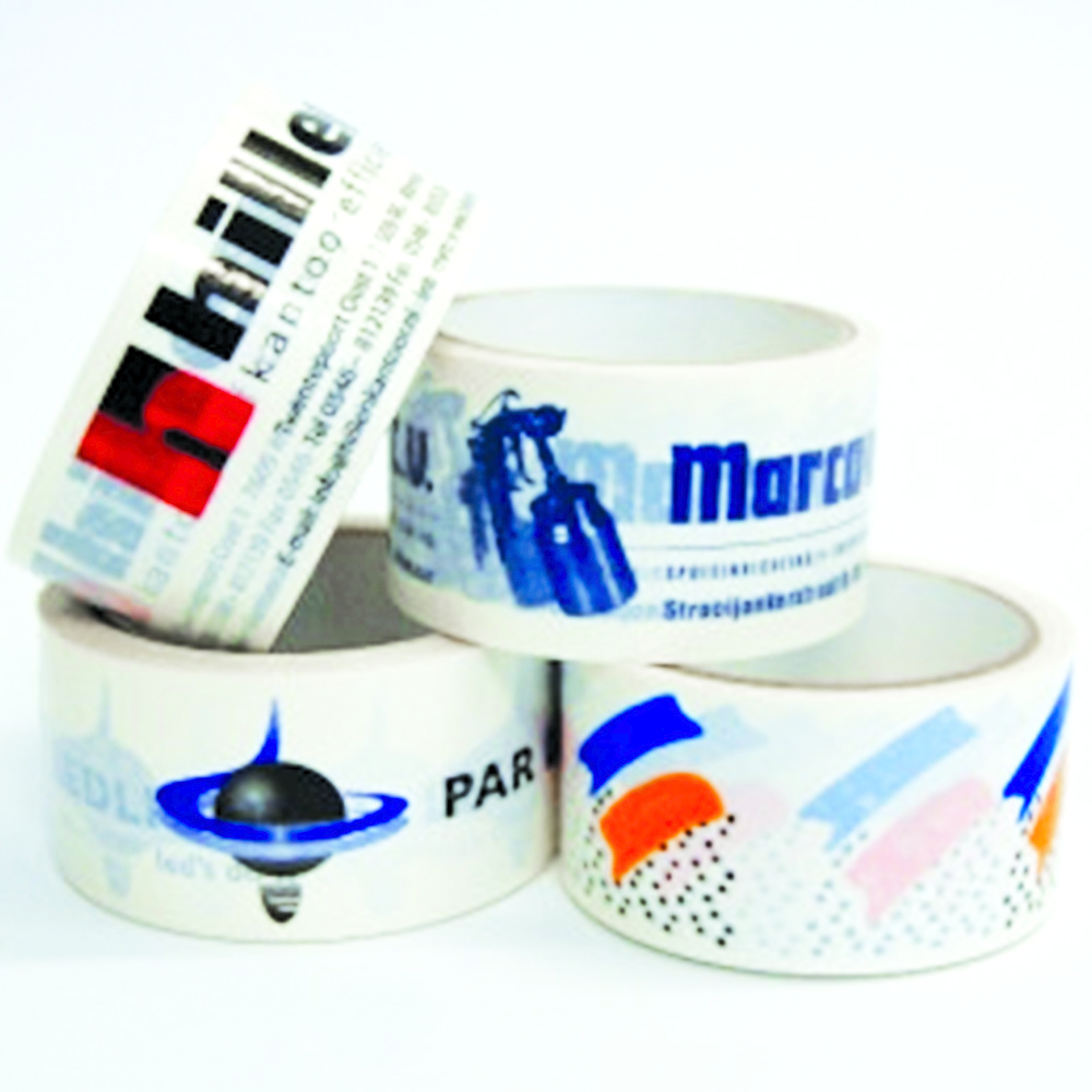 PP Hotmelt cinta impresa 50 mm