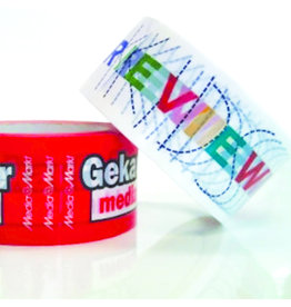 PP Hotmelt printed tape 50 mm