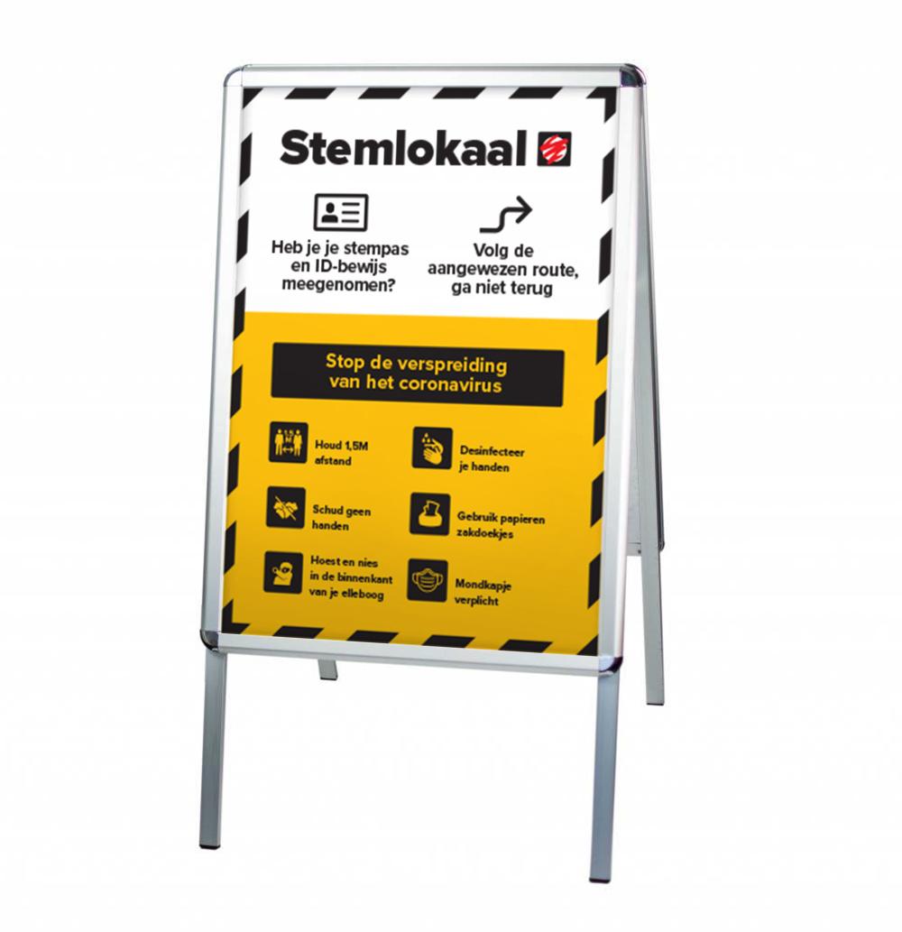 Budget de la signalisation routière + affiches