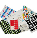 Orajet Stickers bestellen vanaf 39,- euro excl. BTW