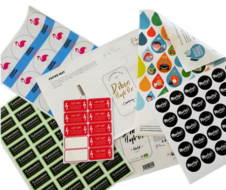 Orajet Order stickers from 39, - euro excl. VAT