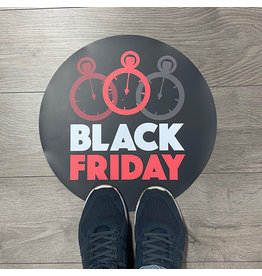 Blackfriday floor sticker - Copy