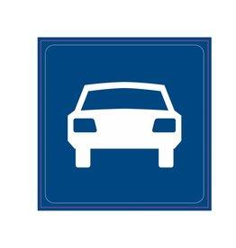Car way Sticker