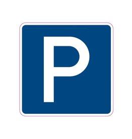 Parking Sticker