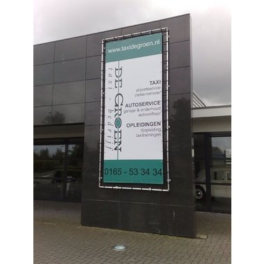 Front advertising