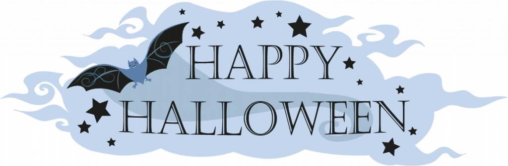 Happy Halloween full colour
