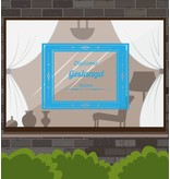 Erfolgreiche Fensteraufkleber - Diplom-Zertifikat
