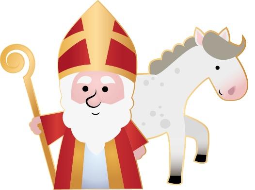 Sint en paard
