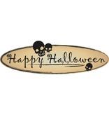 Happy Halloween Schädel