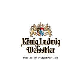 König Ludwig König Ludwig Weissbier Alkoholfrei 20 x 0,5