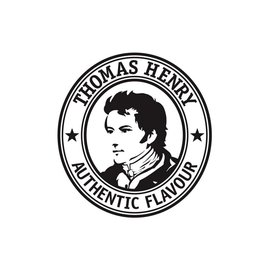 Thomas Henry Thomas Henry  Spicy Ginger 6 x 1,0 PET
