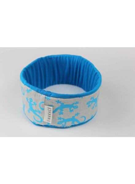 "Embrace fascia ""Salamandra azzurra"""