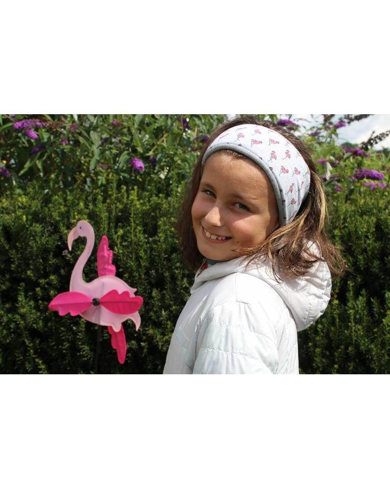 """Stirnband """"flamingo"""""""