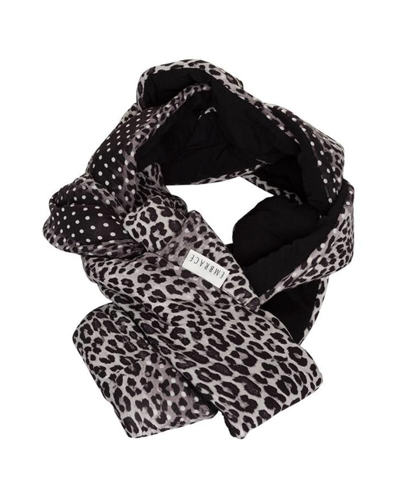 "Embrace Intreccio ""Black Leopard"""