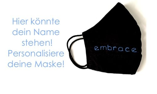 Kreiere deine eigene Maske!