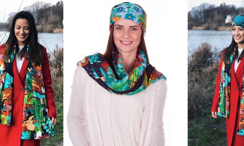 maxi scarves