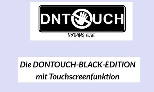 DNTouch nothing else!