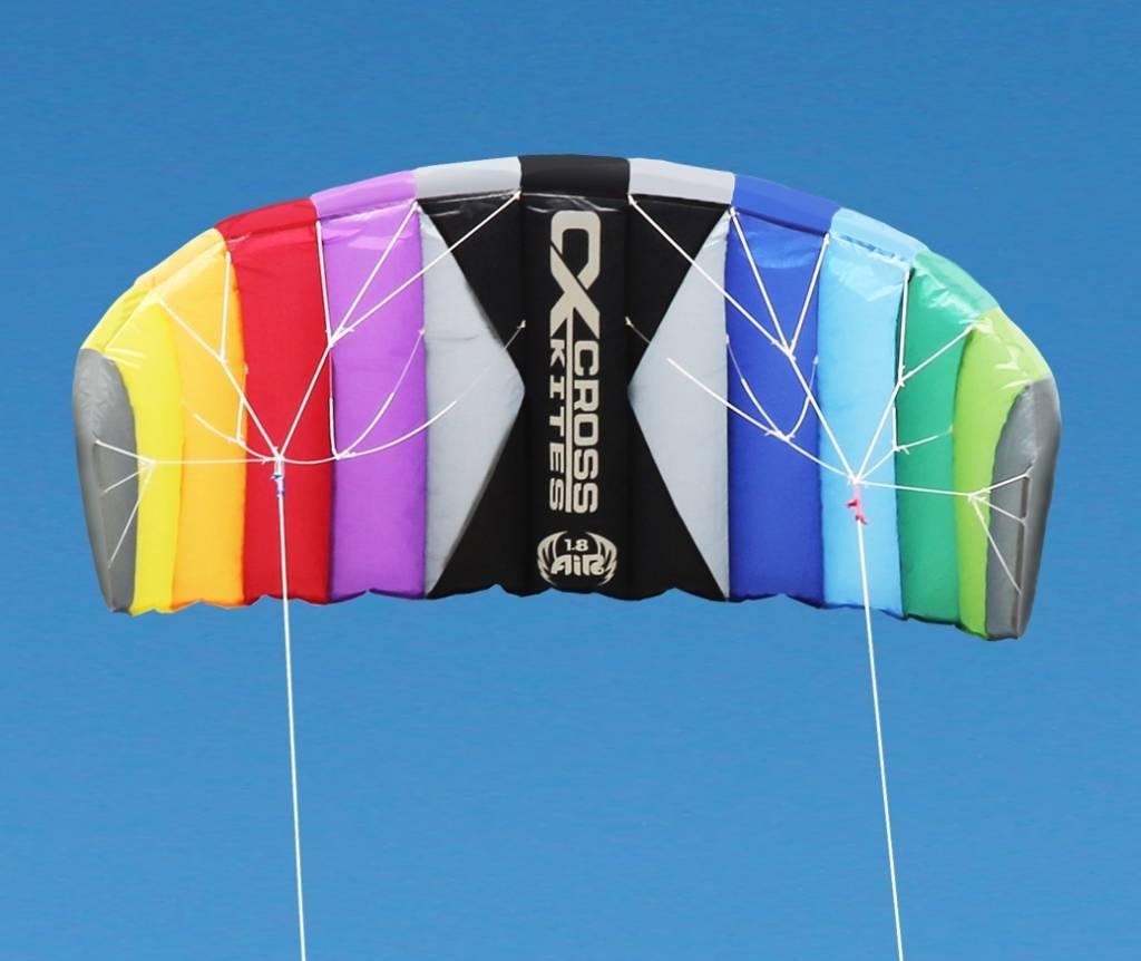 Cross Kites Cross Kites CX Air 2.5 Rainbow