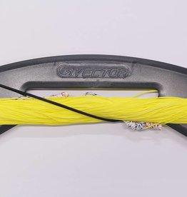 Vector Vector colour kitelines 2x30m 110Kg Geel
