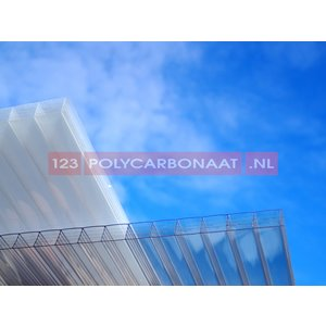 Skylux Polyclear® Polycarbonaat plaat 16mm 5wandig