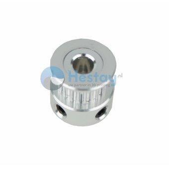 20T Aluminium Tandriemschijf (Pulley)