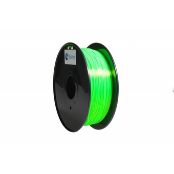 PETG 3D Printer Filament Green - (Slimy green)
