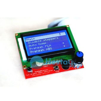 Graphic LCD Display - 12864 Smart Controller