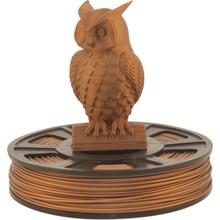 Copper PLA Filament sample